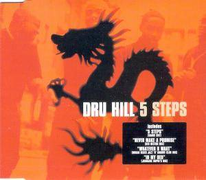 Cover - Dru Hill: 5 Steps