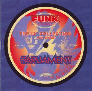 "Cover - Parliament: 12"" Collection And More, The"