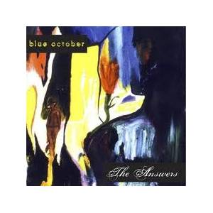 Cover - Blue October: Answers, The