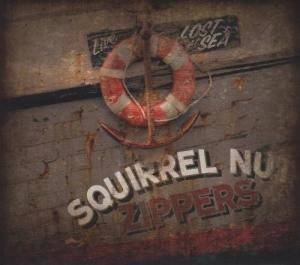 Cover - Squirrel Nut Zippers: Lost At Sea