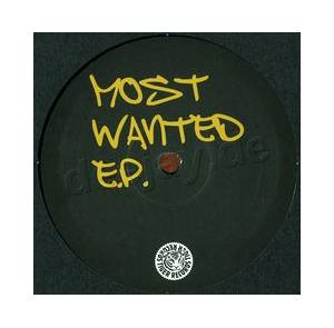 Cover - Spencer & Hill: Most Wanted E.P: