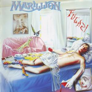 Marillion: Fugazi - Cover