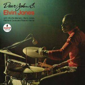 Cover - Elvin Jones: Dear John C.