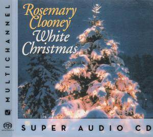 Cover - Rosemary Clooney: White Christmas