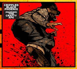 Cover - Crippled Black Phoenix: (Mankind) The Crafty Ape