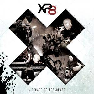 Cover - XP8: X: A Decade Of Decadence