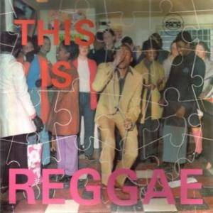 Cover - Ernest Wilson: This Is Reggae