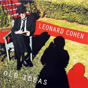 Leonard Cohen: Old Ideas - Cover