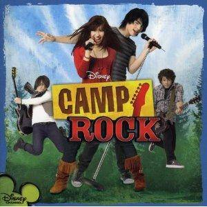 Cover - Demi Lovato: Camp Rock