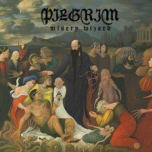 Pilgrim: Misery Wizard - Cover