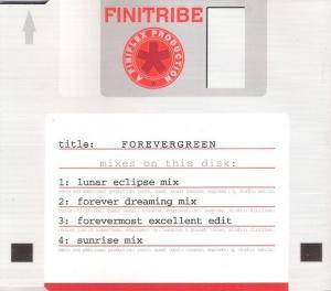 Cover - Finitribe: Forevergreen