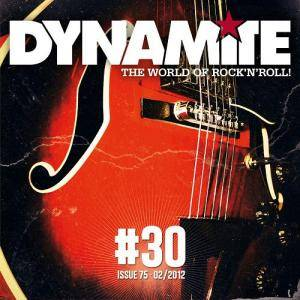 Dynamite! Issue 75 - CD #30 - Cover