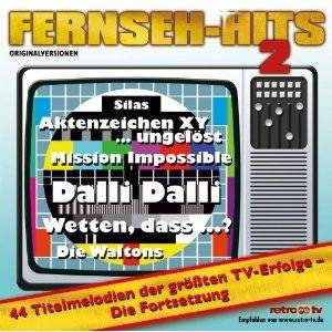 Fernseh-Hits 2 - Cover