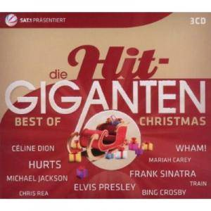 Hit Giganten Weihnachten.Die Hit Giganten Best Of Christmas 3 Cd 2011 Best Of Digipak