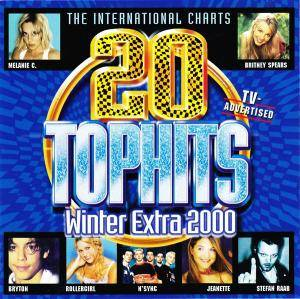 Cover - Baby D: 20 Top Hits Aus Den Charts Winter Extra 2000