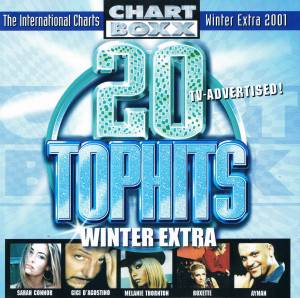 Cover - Melissa: Chartboxx Winter Extra 2001