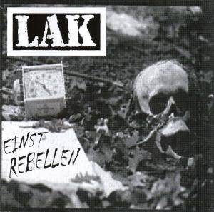Cover - LAK: Einst Rebellen