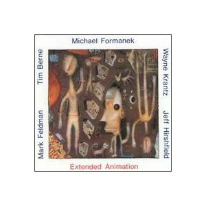 Cover - Michael Formanek: Extended Animation
