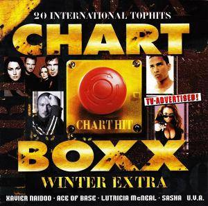 Cover - Atlantic Ocean: Chartboxx - Winter Extra 2002
