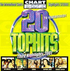 Cover - Dario G.: 20 Top Hits Aus Den Charts Highlights 3/2001