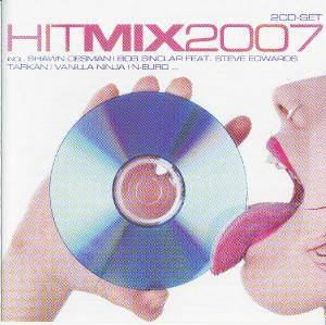 Cover - Delano & Crockett: Hitmix 2007