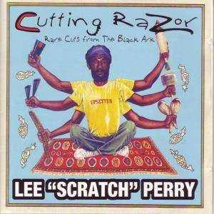Cover - Junior Murvin: Cutting Razor: Rare Cuts From The Black Ark (Lee Perry)
