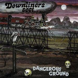 Cover - Downliners Sect, The: Dangerous Ground