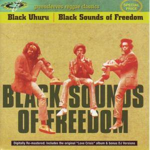 Black Uhuru: Black Sounds Of Freedom (CD) - Bild 1