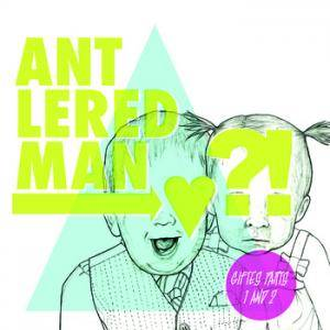 Cover - Antlered Man: Giftes Parts 1 And 2