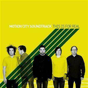 Cover - Motion City Soundtrack: This Is For Real