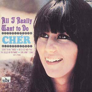 Cover - Cher: All I Really Want To Do