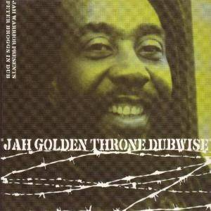 Cover - Peter Broggs: Jah Golden Throne Dubwise