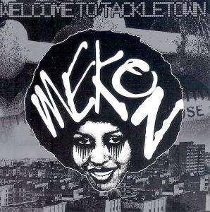 Cover - Mekon: Welcome To Tackletown