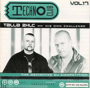Cover - Midway: Techno Club Vol. 17 - Talla 2XLC >>> His Own Challenge