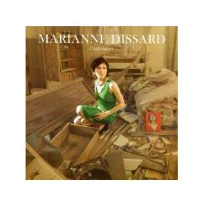 Cover - Marianne Dissard: L´entredeux