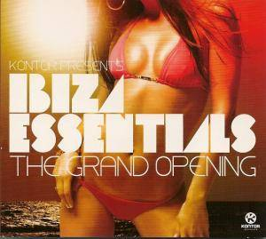 Cover - Oliver Twizt: Kontor Presents Ibiza Essentials - The Grand Opening