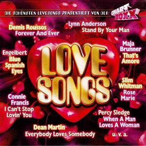 Cover - Salvo: Chartboxx - Love Songs