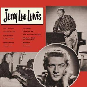 Cover - Jerry Lee Lewis: Jerry Lee Lewis (Sun Records)