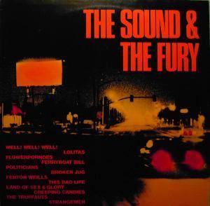 The Sound Amp The Fury Lp 1987