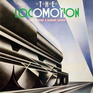 Dave Stewart & Barbara Gaskin: Locomotion, The - Cover