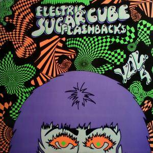 Electric Sugar Cube Flashbacks, Vol. 4 - Cover