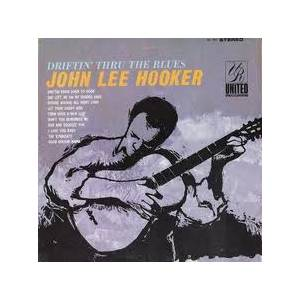 John Lee Hooker: Sings The Blues - Cover