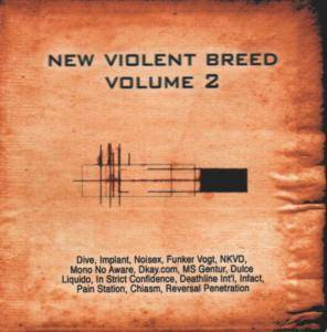 Cover - Infact: New Violent Breed Vol. 2