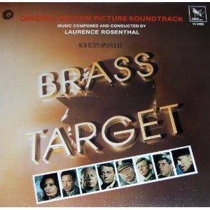Cover - Laurence Rosenthal: Brass Target