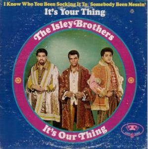 Cover - Isley Brothers, The: It's Our Thing