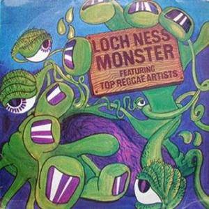 Cover - Ansell Collins: Loch Ness Monster