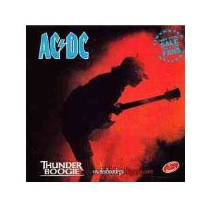 AC/DC: Thunderboogie - Cover