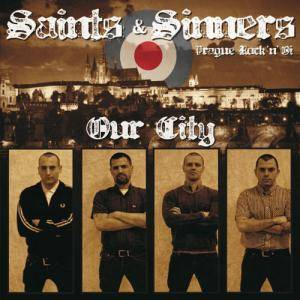 Saints & Sinners: Our City - Cover