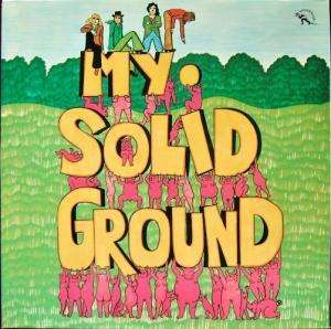 My Solid Ground: My Solid Ground - Cover