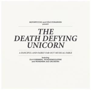 Motorpsycho & Ståle Storløkken: Death Defying Unicorn, The - Cover
